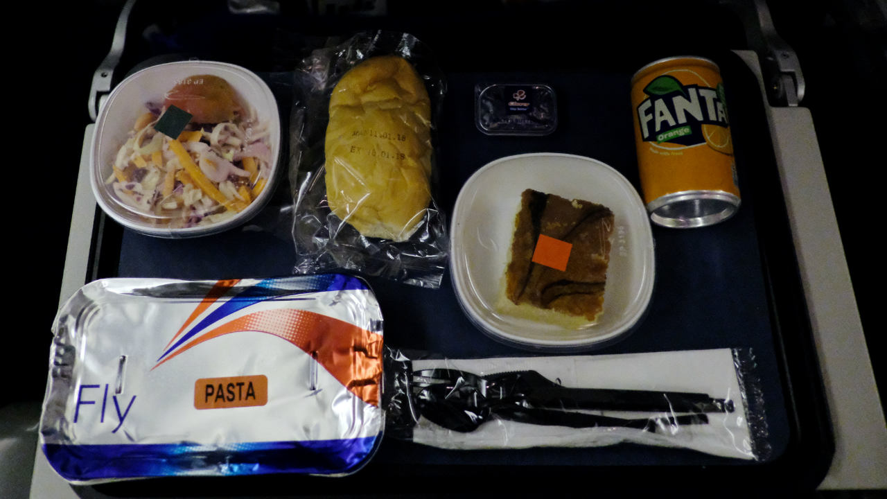 Do you know why food tastes different while you're on a flight? It's because one-third of your taste buds turn numb because of altitude. (Image: Reuters)