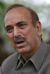 We will outright reject the Triple Talaq Ordinance: Ghulam Nabi Azad