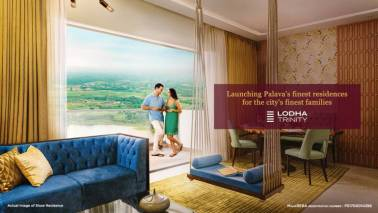 Lodha group launches Trinity, the finest residences at Palava