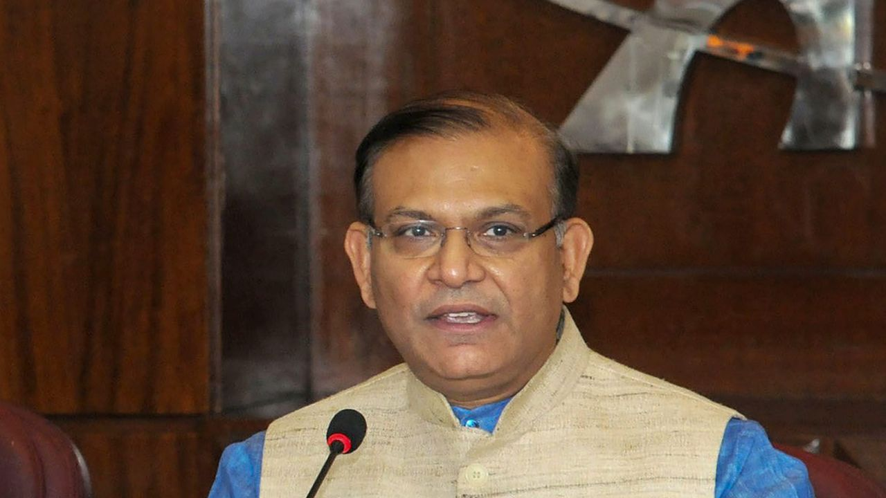 Answer: Jayant Sinha (Image: PTI)