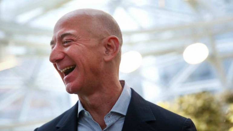 Jeff Bezos meets industry captains, concludes 3-day India visit
