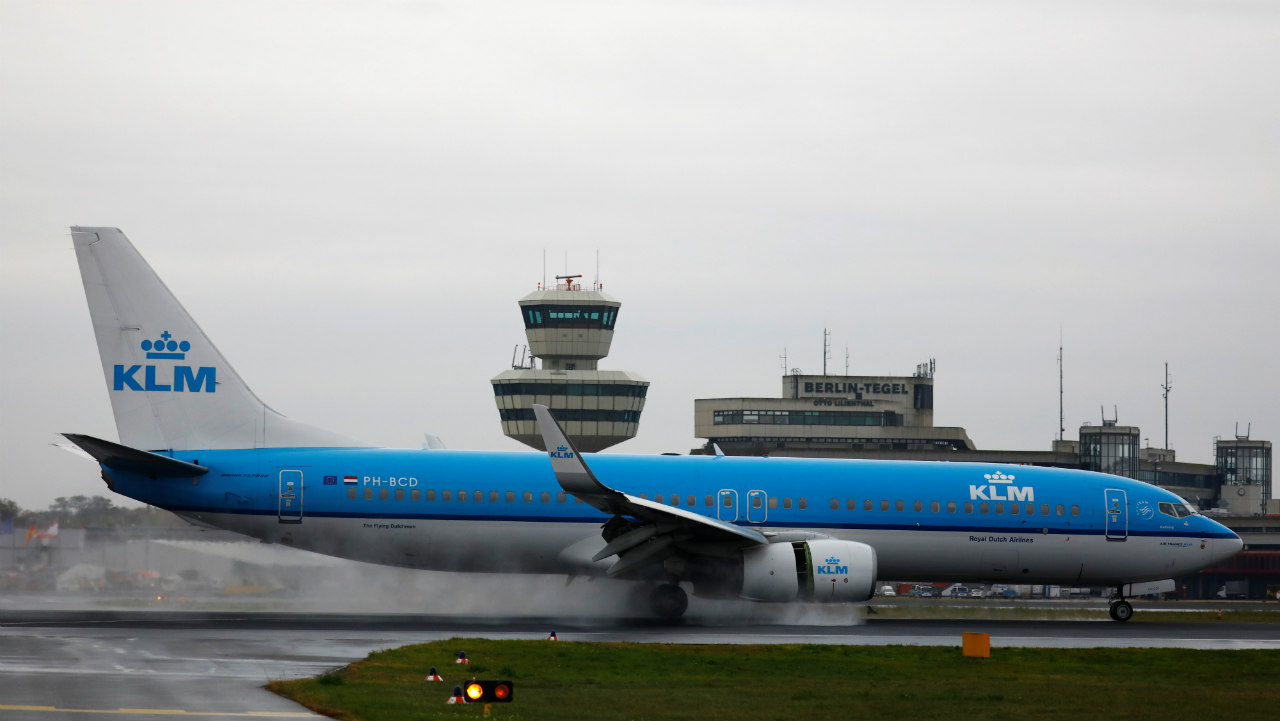Germany's DELAG (German Airship Travel Corporation), was the world's first airline to use an aircraft in revenue service in June 1910. Although the company shut in 1935, The Netherlands' flag carrier KLM holds the tag of being world's oldest existing airline. It commenced operations in October 1919. (Image: Reuters)