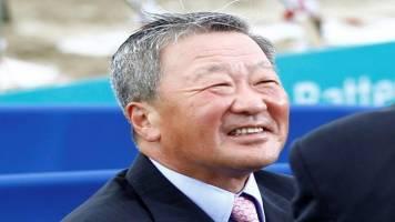 South Korea's LG Group chairman Koo Bon-moo dies from illness at 73