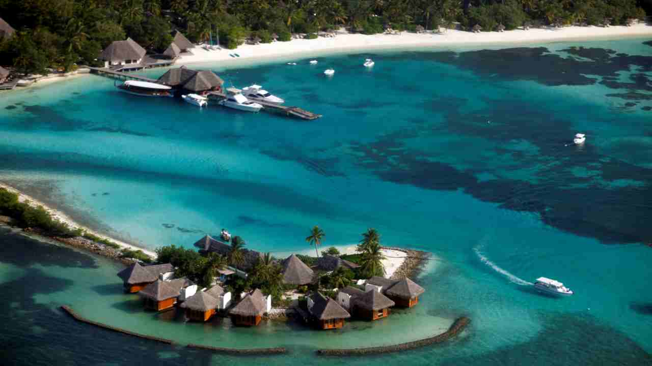 5. Maldives | This small island nation just off the Indian coast is at the fifth place. Even though inactivity seems to be high in this country, its wellness is supported by all other strong health indicators. (Image: Reuters)