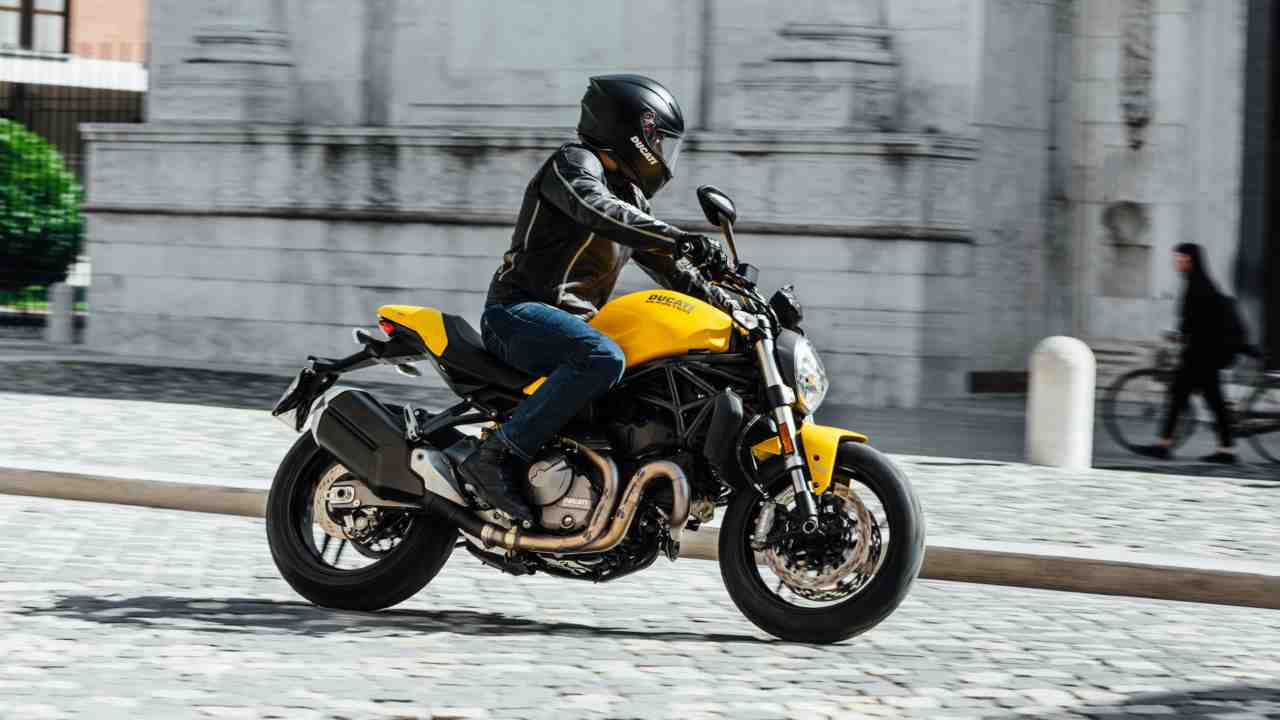 The bike is available globally in three colour variants — red, black and yellow — the bike that was launched digitally has been priced at Rs 9.51 lakh in India.