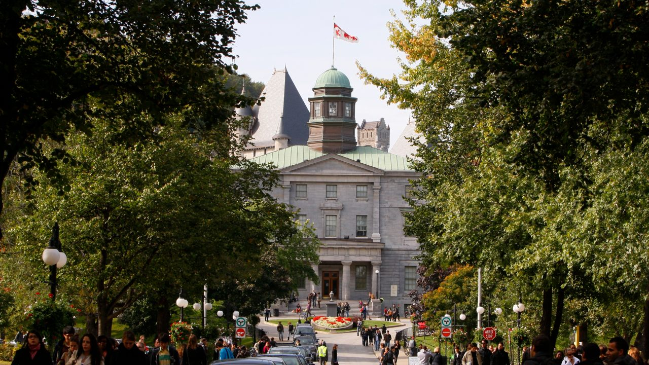 4. Montréal | Highest-ranked institution: McGill University | Population: 4,127,000 | Average international fees: $13,200 | Employer Activity rank: 20 (Image: Reuters)