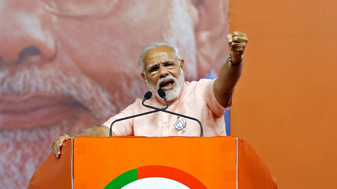 Narendra Modi | Prime Minister, India | Ranked 9th, Modi is the head of state of the second most populous nation in the world. Apart from enjoying a massive following and popularity, he commands the third largest economy (by Purchasing Power Parity) in the world. The Ministry of Defence under the Indian government manages the Indian Armed Forces that has the second largest army in the world. (Reuters)