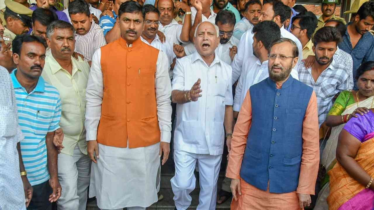 Polls suggest Modi's BJP may be leading party in India's Karnataka