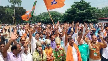 Et tu Karnataka! Politicians react to BJP's strong lead in Karnataka Assembly polls