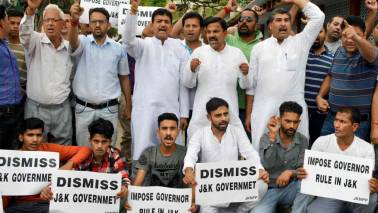National Conference favours more CBMs, dissolving of Assembly; PDP-BJP silent