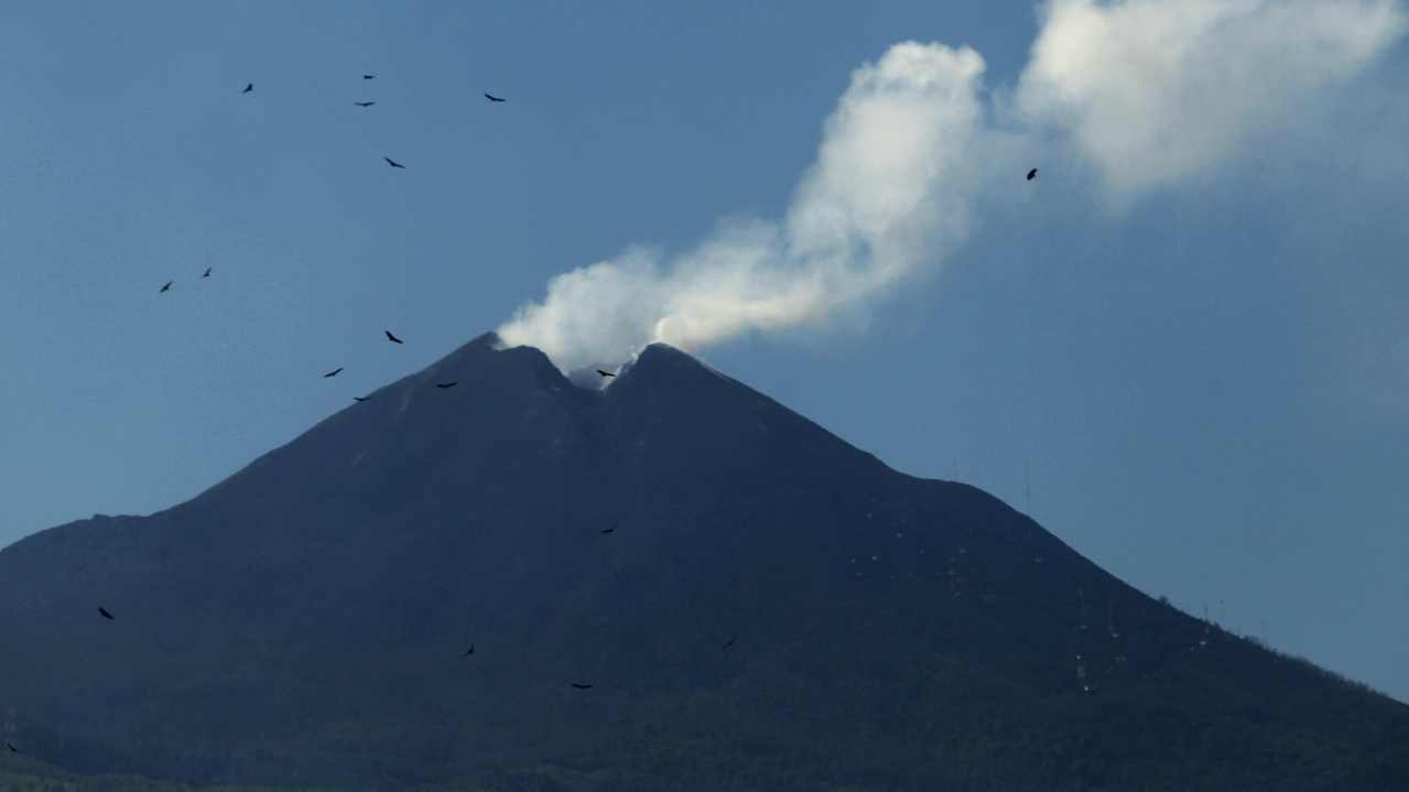 9. Pacaya, Guatemala | This volcano was dormant for almost 100 years before becoming active in 1965. Its latest violent eruption was in May 2010, when local communities had to be evacuated due to damage caused by it. (Image: Reuters)