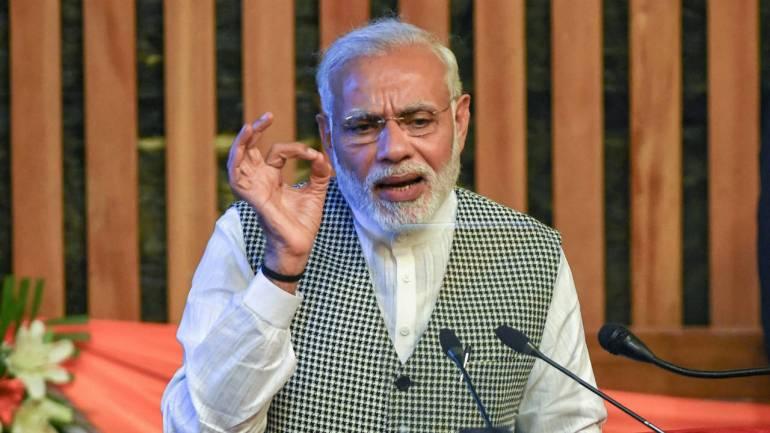 PM Modi launches 'Swachhata Hi Seva' campaign, asks people to fulfil  Gandhi's dream of a clean India