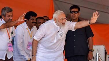 Swachhata Hi Seva: PM Modi cleans school premises in Delhi