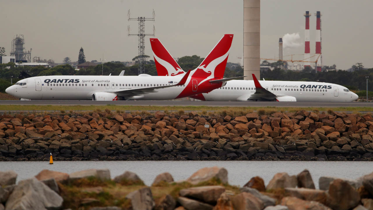 Qantas Airways, Australia's flag carrier, is widely considered as the world's safest airline. It has never reported any fatalities. (Image: Reuters)