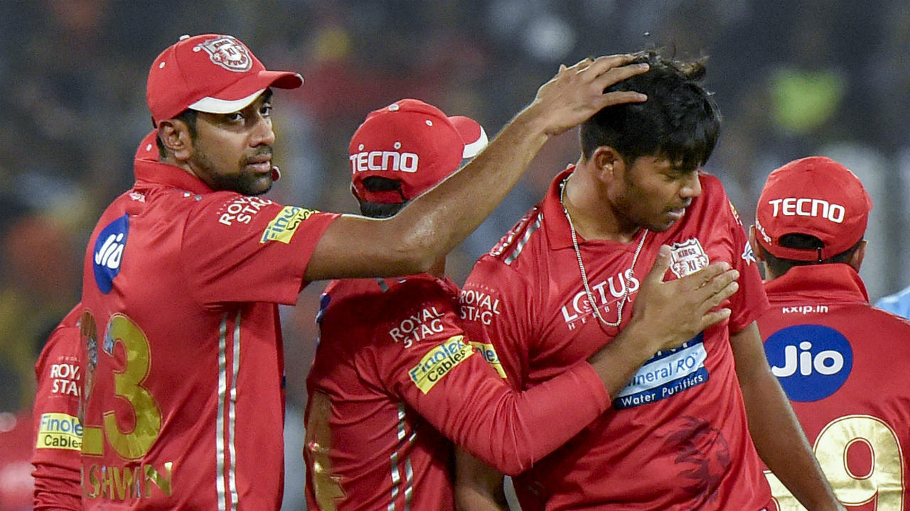 After serving CSK for 8 years, R Ashwin moved to Rising Pune Supergiant when CSK was banned from the league for two years. In the IPL 2018 auction, Kings XI Punjab bought the player for a whopping Rs. 7.6 crore. Ahead of the 2018 season the off-spinner was announced as the team's captain. It was Ashwin's first stint as an IPL captain. It proved to be a bad one though as KXIP finished second from the bottom. This time around Ashwin will be expected to much better.