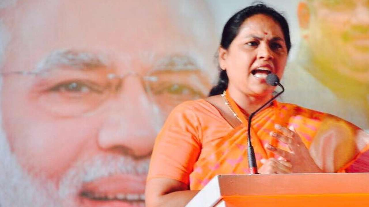 In fact, by noon, BJP MP Shobha Karandlaje went on air and confirmed that the party would go ahead and form the government without seeking any outside support. (Image: PTI)