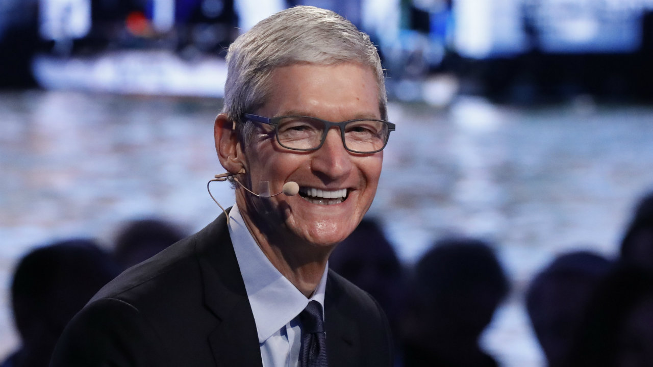 Tim Cook, Apple | The CEO of the iPhone maker, one of the biggest tech companies in the world, was paid $141.6 million in 2018. (Image: Reuters)