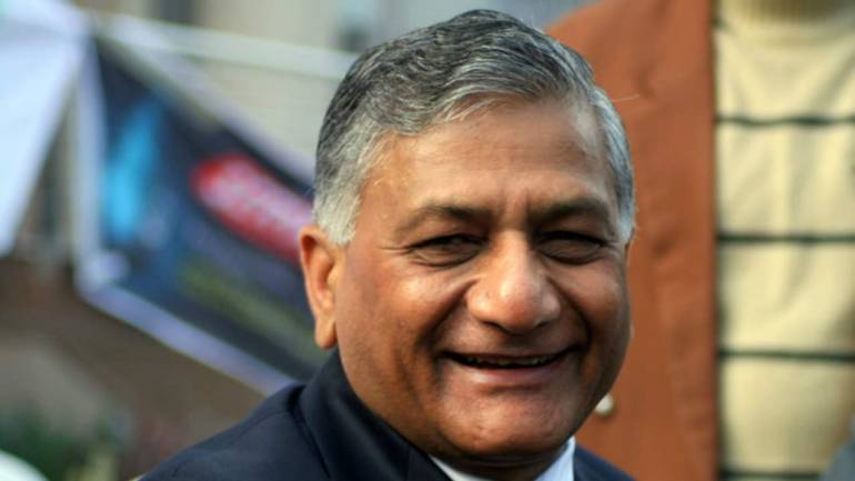 Indian missions across the world will soon issue passports in less than 48  hours: VK Singh