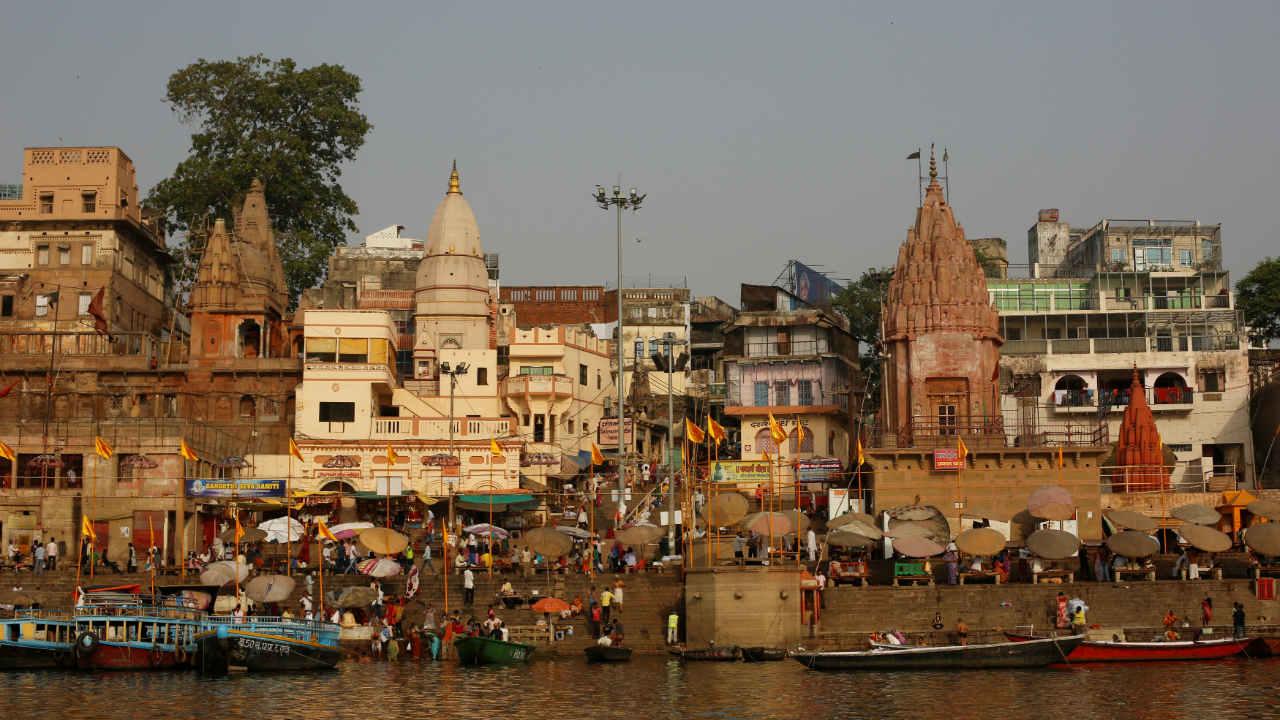 3. Varanasi | Mean PM2.5: 151 ug/m3 (Image: Reuters)