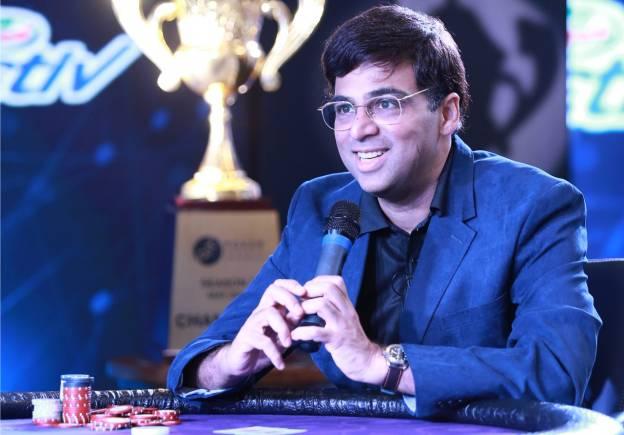 Viswanathan Anand to play fellow Indian Raunak Sadhwani in first round of  Isle of Man Chess