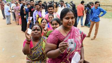 55% polling recorded in Karnataka's Jayanagar assembly segment