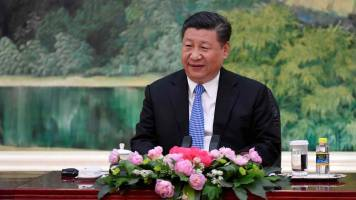 Xi Jinping urges financial risk prevention while seeking stable growth