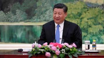 China's Xi Jinping visits Rwanda, 2nd stop on his Africa tour