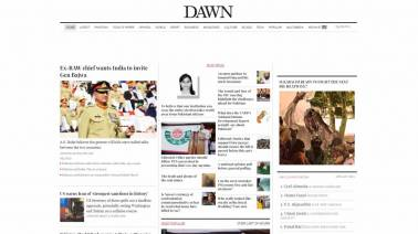 Shoot the messenger: Pakistan authorities disrupt newspaper distribution after report on Sharif's 26/11 comments