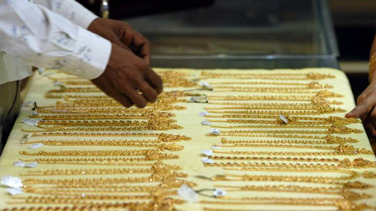 Gold rises for second straight day; silver gains 1% - Moneycontrol.com thumbnail