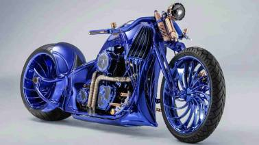 Everything you should know about Bucherer's one-of-a-kind Rs 13 crore Harley Davidson bike