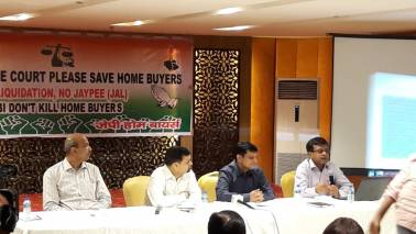 Jaypee homebuyers say they have no faith in JAL, oppose liquidation
