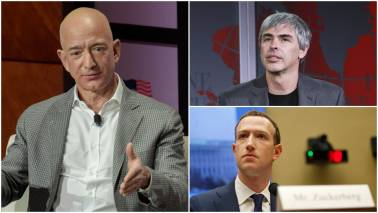 Jeff Bezos named most powerful CEO in the world by Forbes, Americans dominate the list