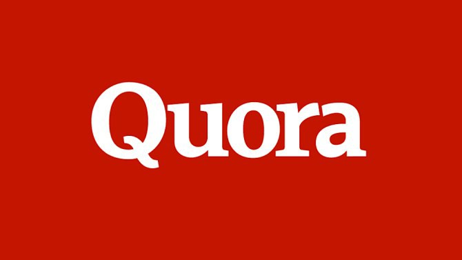 Answer: Quora