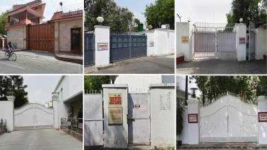 Former UP chief ministers busy house-hunting, shifting after SC orders