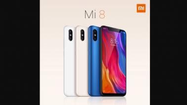 Xiaomi launches Mi 8 flagship smartphone