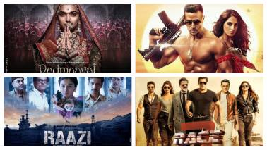 Blockbuster year! 2018 delivers 7 films worth Rs 100cr in less than 6 months