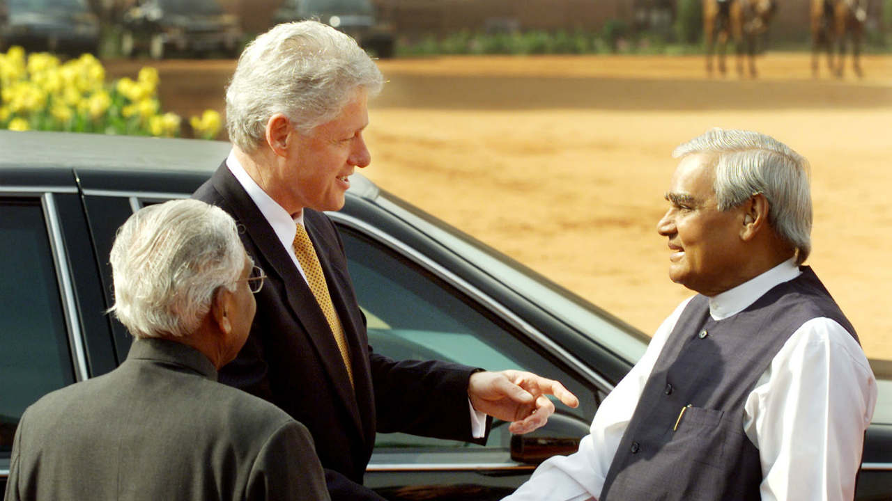 Atal Bihari Vajpayee's life in pictures: A poet, a visionary and an inspiring leader