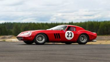 Speeding to auction record? 1962 Ferrari 250 GTO could fetch $45 million
