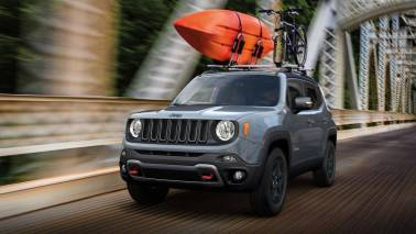 In pics: Jeep unveils off-roader the Renegade Trailhawk; check out these amazing specs
