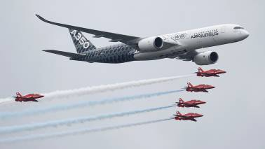 Farnborough airshow 2018 record deals struck worth $192 bn