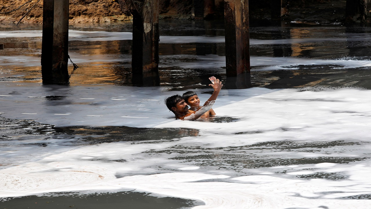 Selfies can be dangerous too. In 2017, research showed that India had the highest number of selfie-related deaths in the world. Around 128 out of the 213 selfie deaths from 2014 have been recorded in the country. (Image: Reuters)