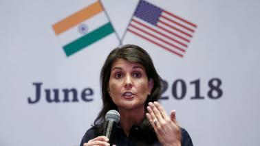 Iran the 'next North Korea', India should re-think ties: Nikki Haley