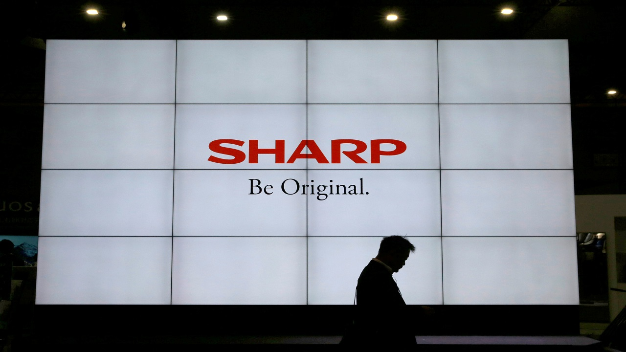 Answer: Sharp (Image: Reuters)