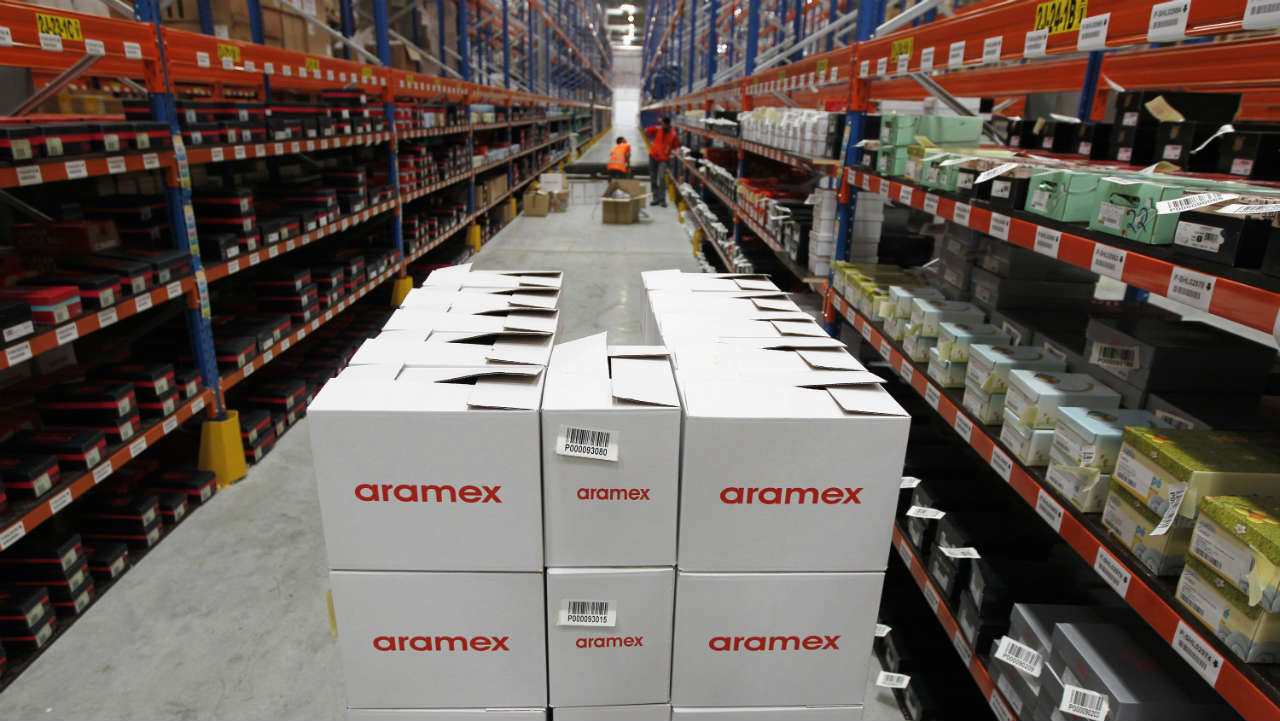 Answer: Aramex (Image: Reuters)