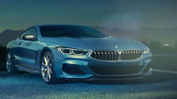 BMW's much-awaited 8 Series coupe unveiled at Le Mans 24 Hours