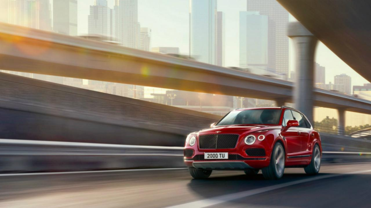 The Bentayga V8 engine takes the 2,400 kg car to 100 kmph from standing position within 4.5 seconds, though taking 0.4 seconds more than W12 engine. The V8 engine can travel to a top speed of 290 km. The maximum range of the car is 746 km with a full tank of 85 litres, the company claims.