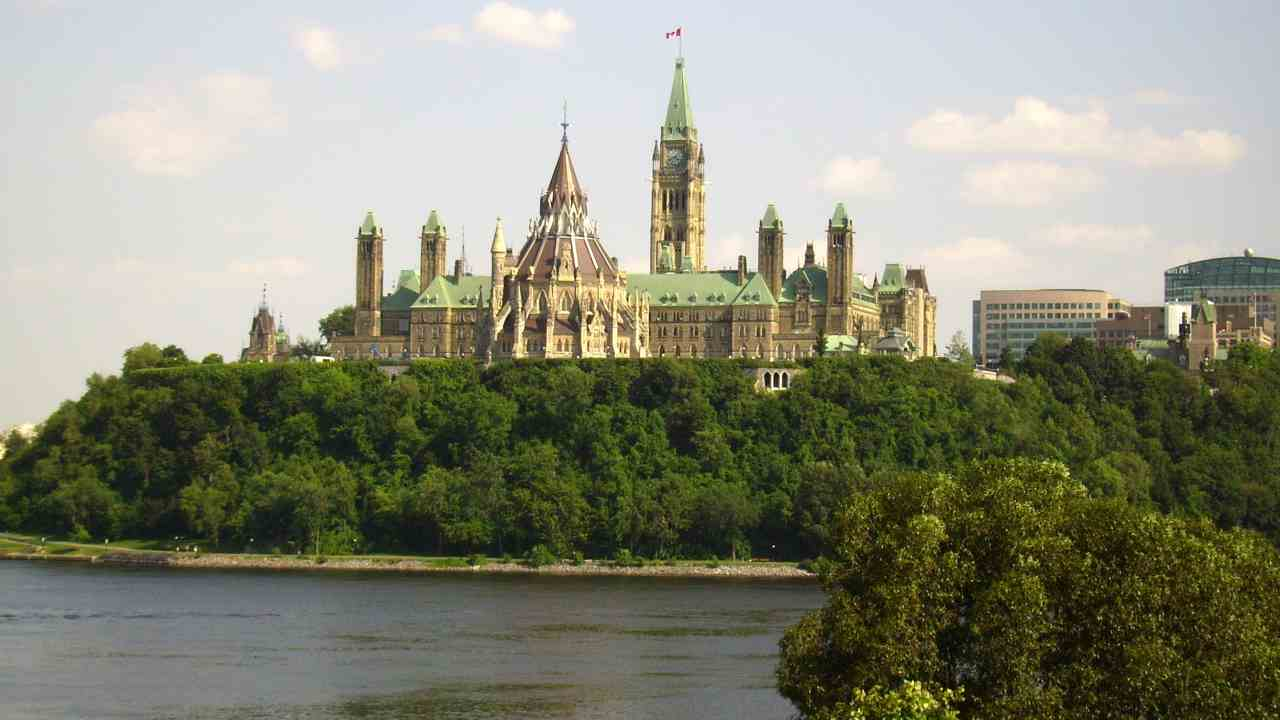 Canada | The North American country will add 13 billionaires in next 10 years taking the total to 57. Canada, with one of the lowest population density among major countries, has an impressive wealth at $6,393 billion. (Canadian Parliament- Wikimedia Commons)