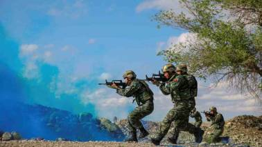 China denies speculation of military presence in Afghanistan