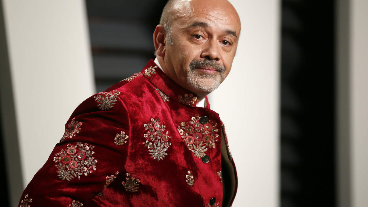 Answer: Christian Louboutin (Image: Reuters)