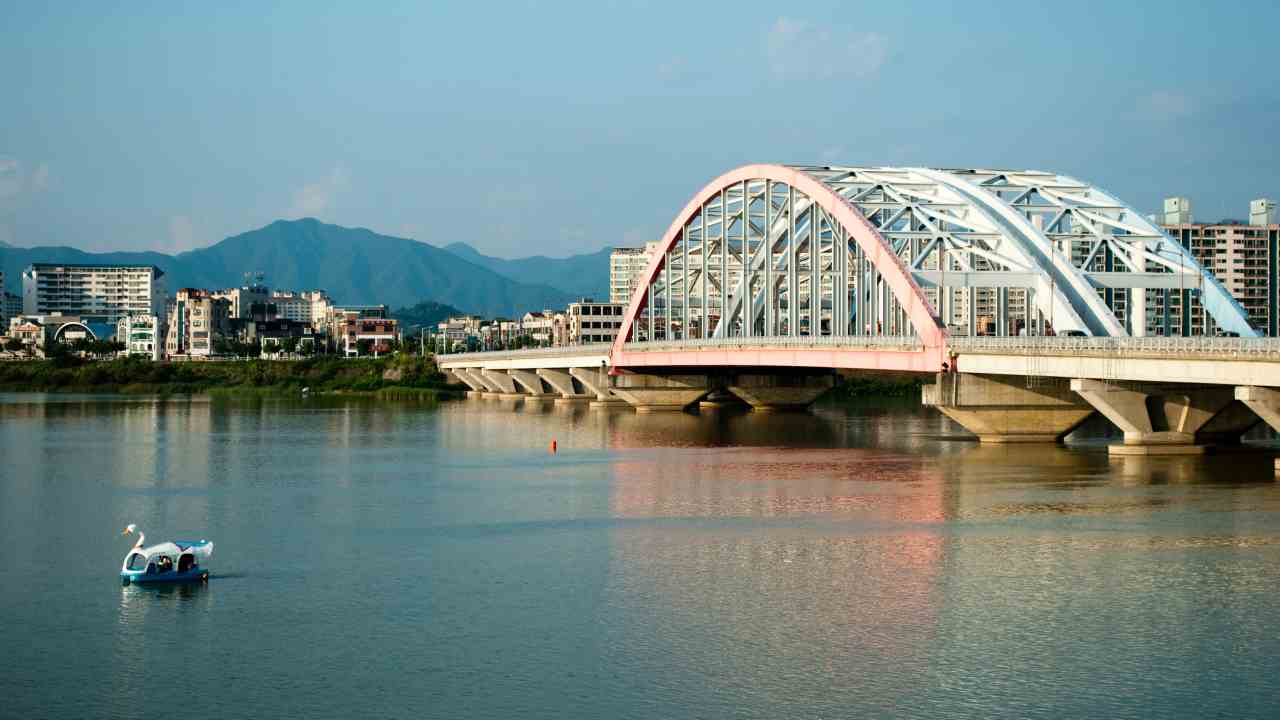South Korea | The country will add 13 billionaires in the next decade. The Republic of Korea is one of the fastest growing wealth market with 15% growth registered in 2016-17. The total wealth of the country is expected to grow to $4,089 billion by 2027. (Seoyang Bridge- Wikimedia Commons)